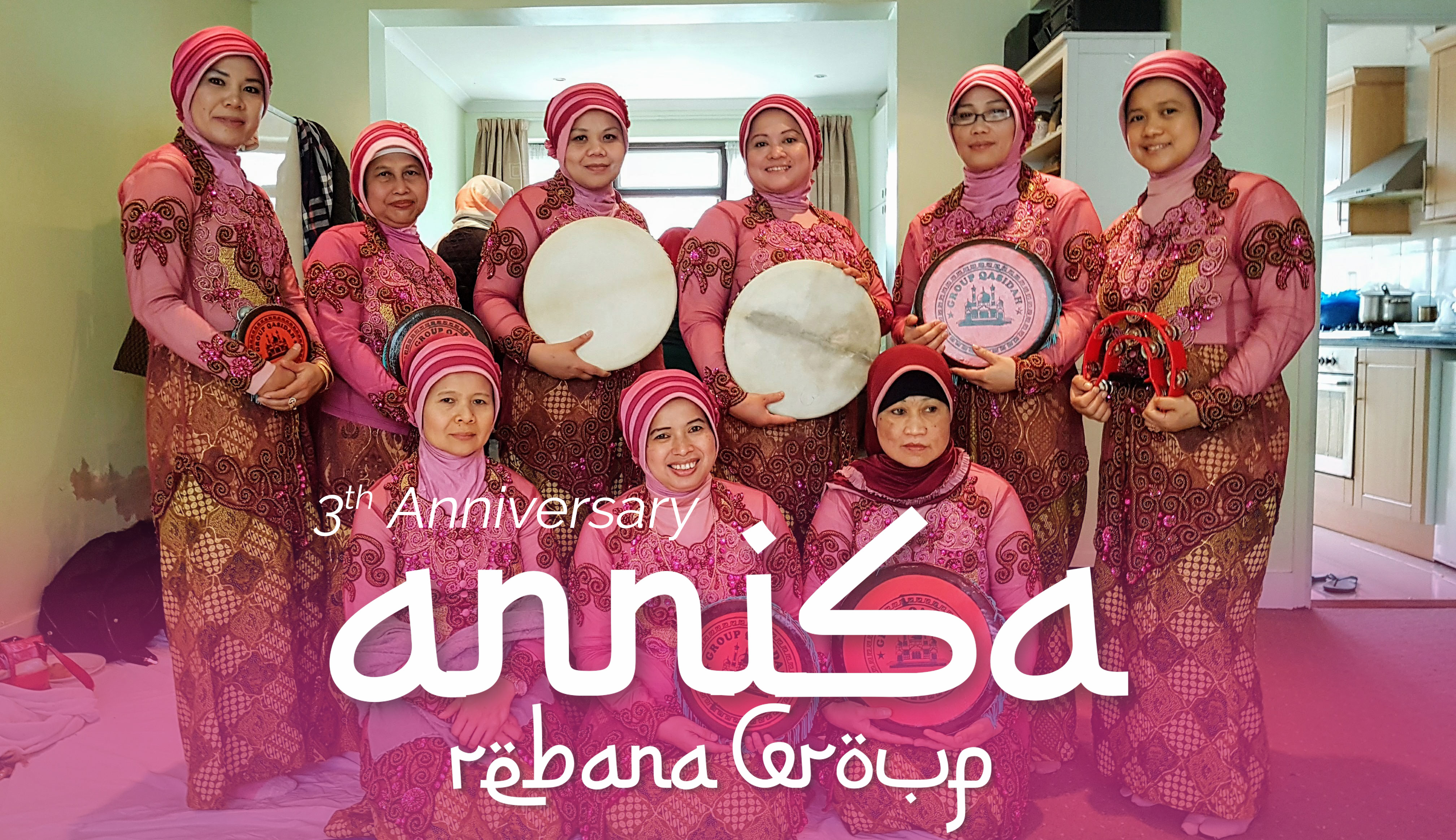 3rd Anniversary Annisa Rebana Group